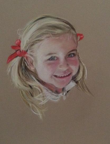 Phoebe - pastel