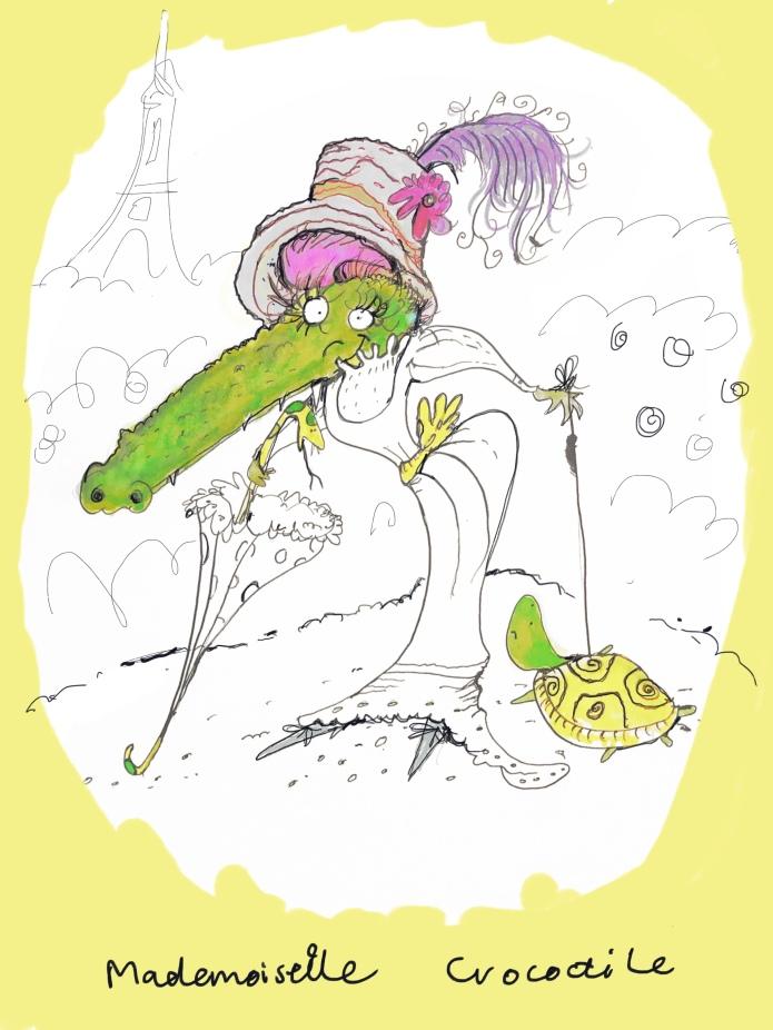 Madamoiselle Crocodile